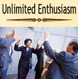 Unlimited Enthusiasm